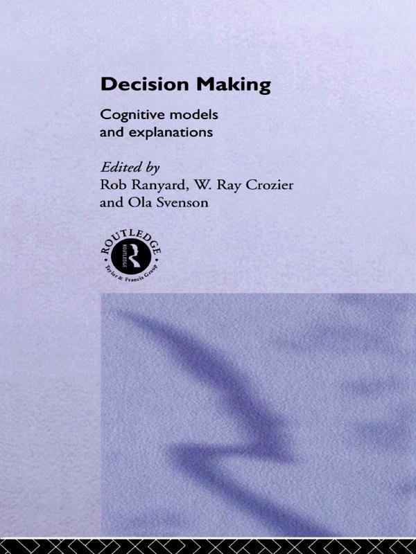Decision Making als eBook Download von