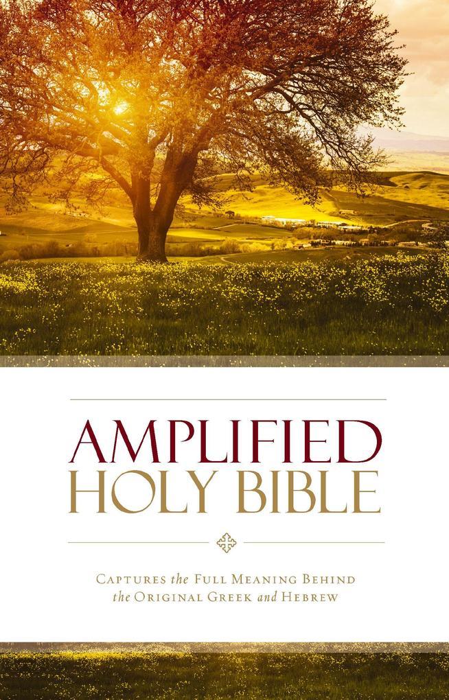 Amplified Holy Bible, eBook als eBook Download ...