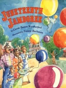 Juneteenth Jamboree als eBook Download von Caro...