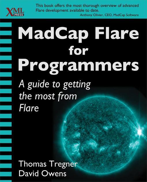MadCap Flare for Programmers als eBook Download...