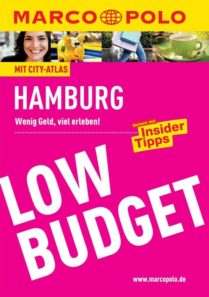 MARCO POLO Reiseführer Low Budget Hamburg als e...