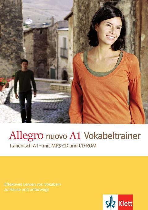 Allegro nuovo A1 Vokabeltrainer als Buch von