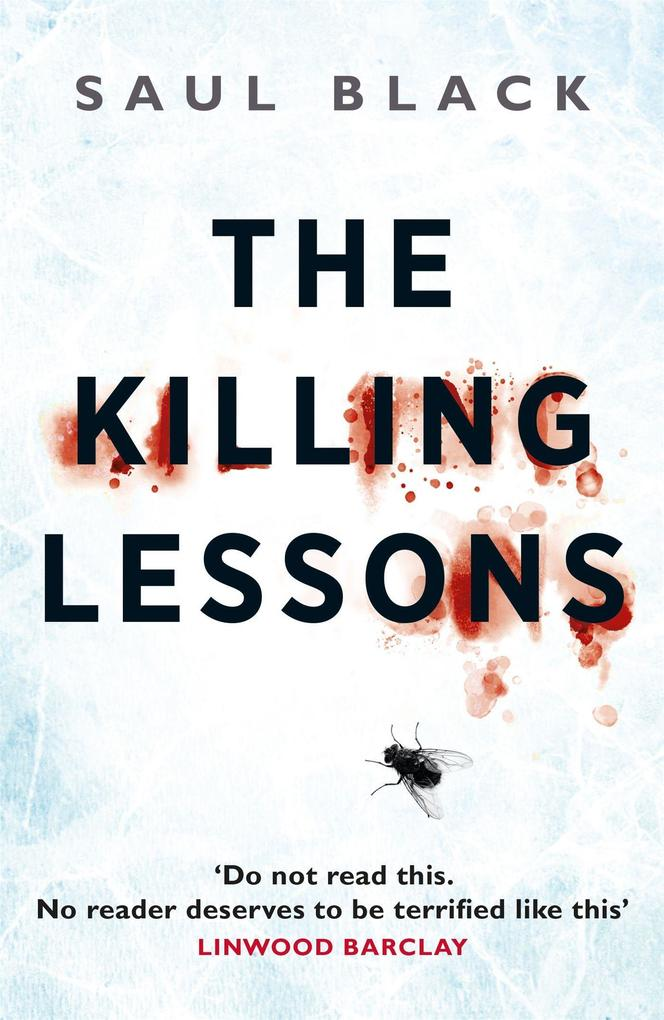 The Killing Lessons als Taschenbuch von Saul Black