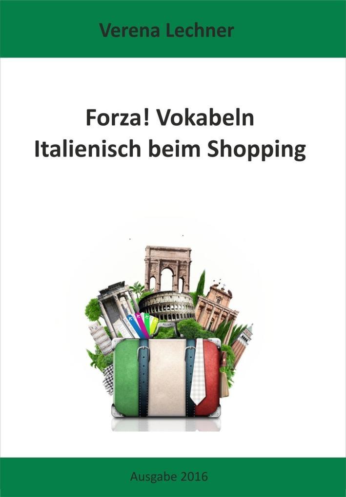 Forza! Vokabeln als eBook Download von Verena L...