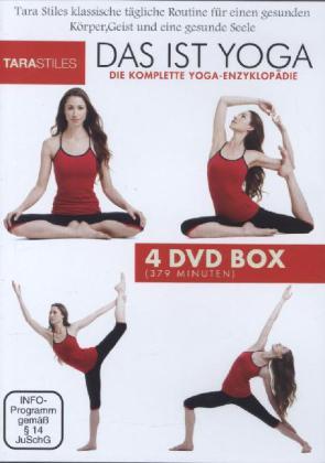 Das ist Yoga - Die komplette Yoga-Enzyklopädie,...
