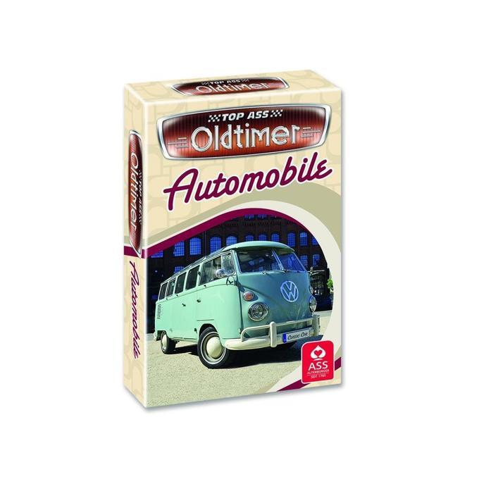 TOP ASS Oldtimer Quartett - Automobile