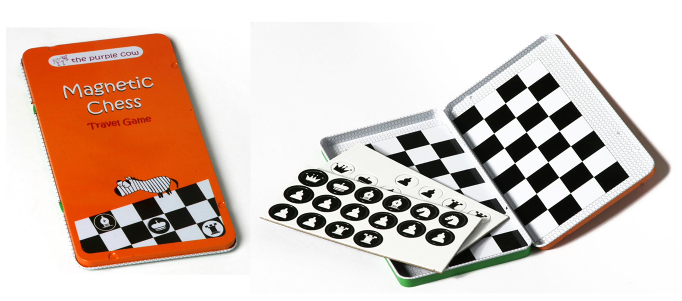 Magnetic Travel Game (Spiel), Chess