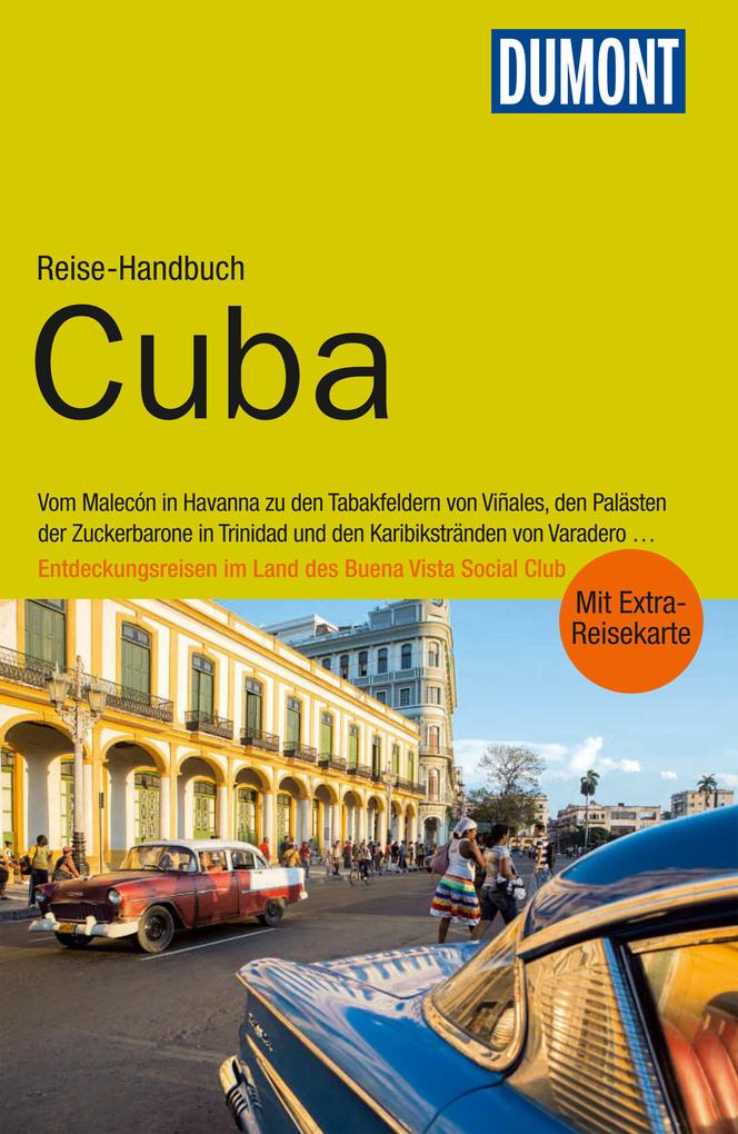 DuMont Reise-Handbuch Reiseführer Cuba als eBoo...