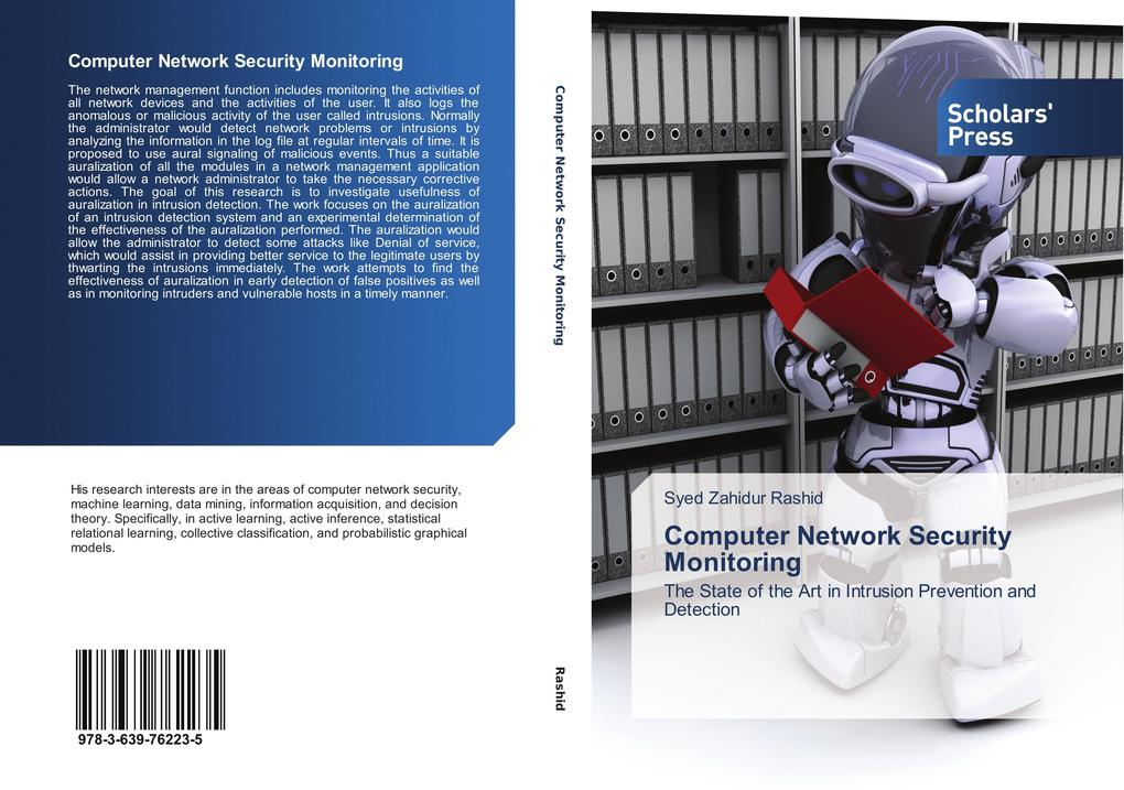 Computer Network Security Monitoring als Buch v...