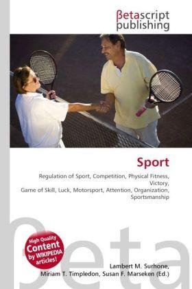 Sport als Buch von