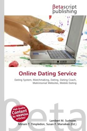 Online Dating Service als Buch von