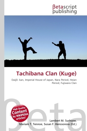 Tachibana Clan (Kuge) als Buch von