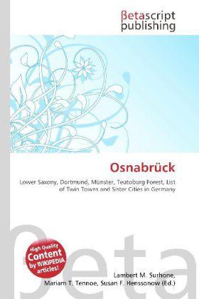 Osnabrück als Buch von