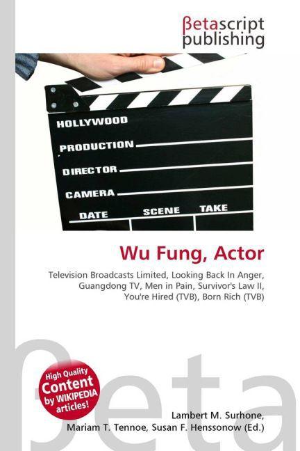 Wu Fung, Actor als Buch von