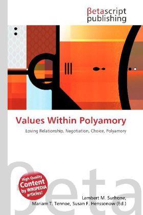 Values Within Polyamory als Buch von