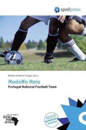 Rodolfo Reis als Buch von