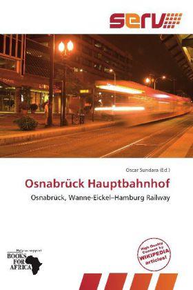 Osnabrück Hauptbahnhof als Buch von