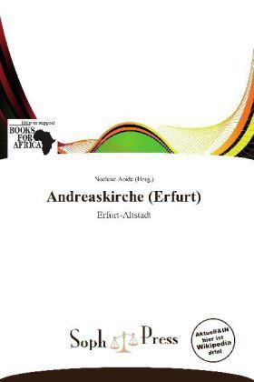 Andreaskirche (Erfurt) als Buch von