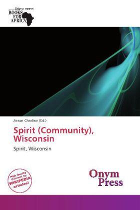 Spirit (Community), Wisconsin als Buch von