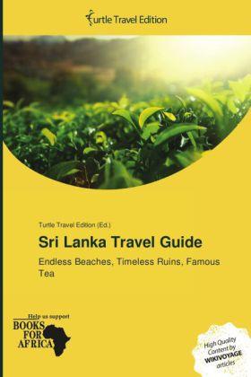 Sri Lanka Travel Guide als Buch von