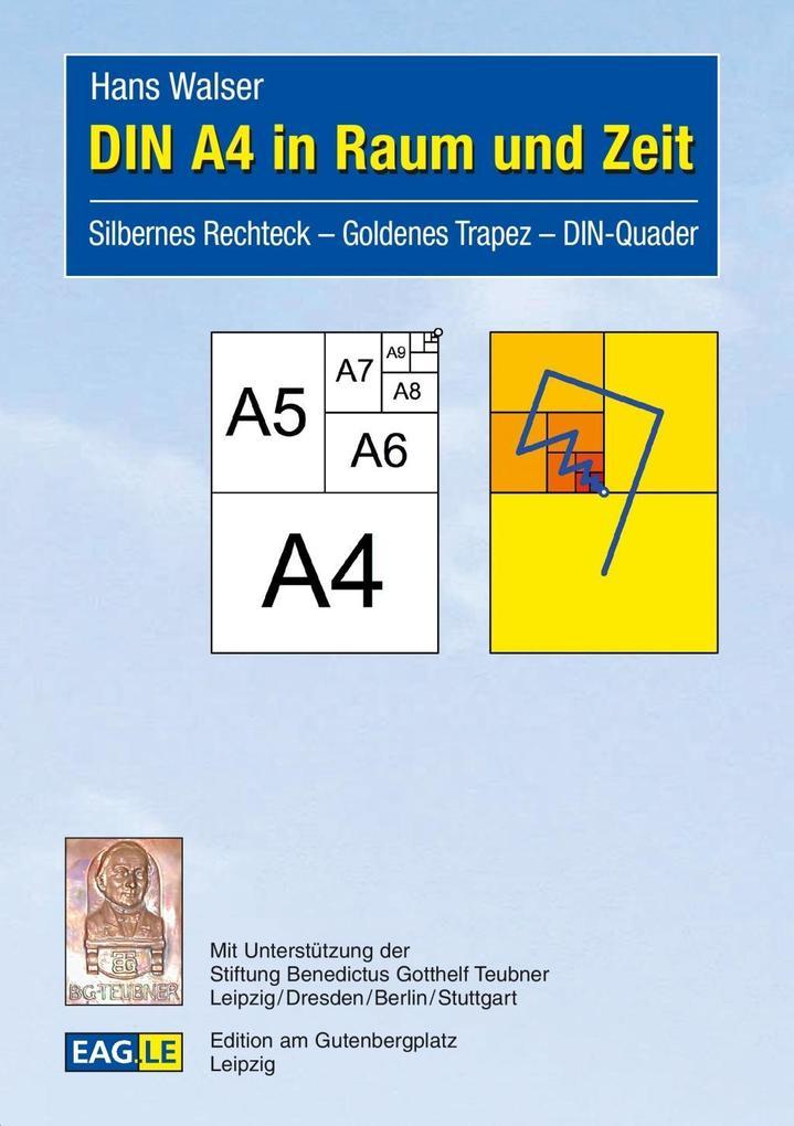 DIN A4 in Raum und Zeit als eBook Download von ...