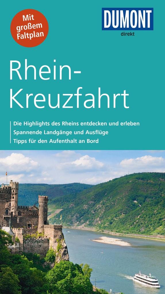 DuMont direkt Reiseführer Rhein-Kreuzfahrt als ...