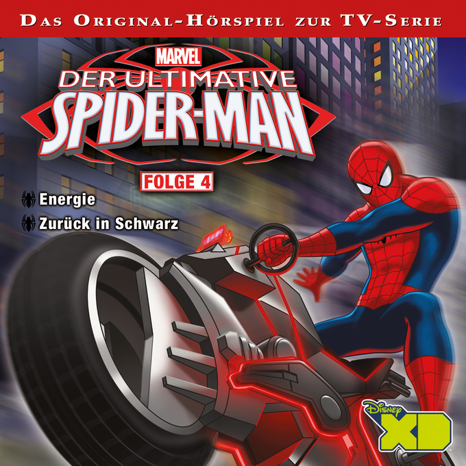 Marvel - Der ultimative Spiderman - Folge 4 als...
