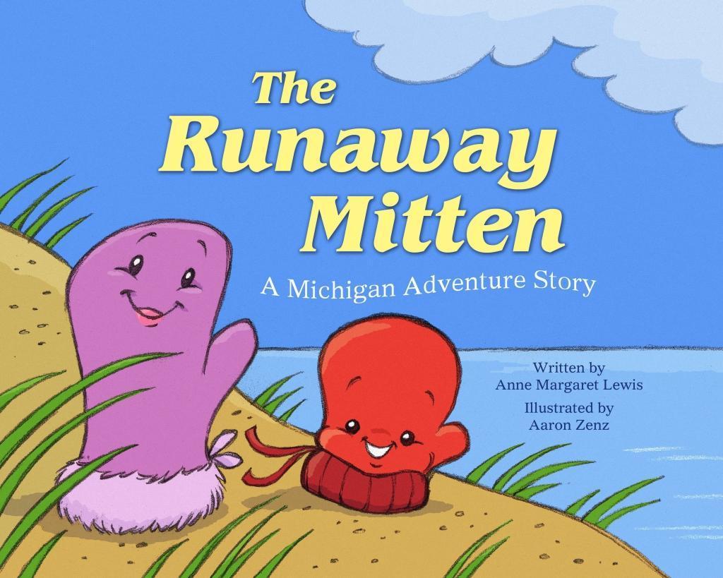The Runaway Mitten als eBook Download von Anne ...