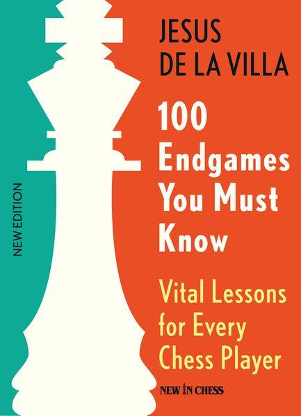 100 Endgames You Must Know als Buch von Jesus D...