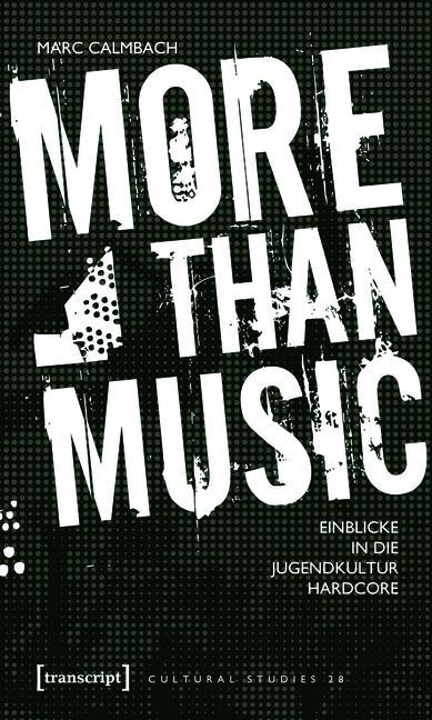 More than Music als eBook Download von Marc Cal...