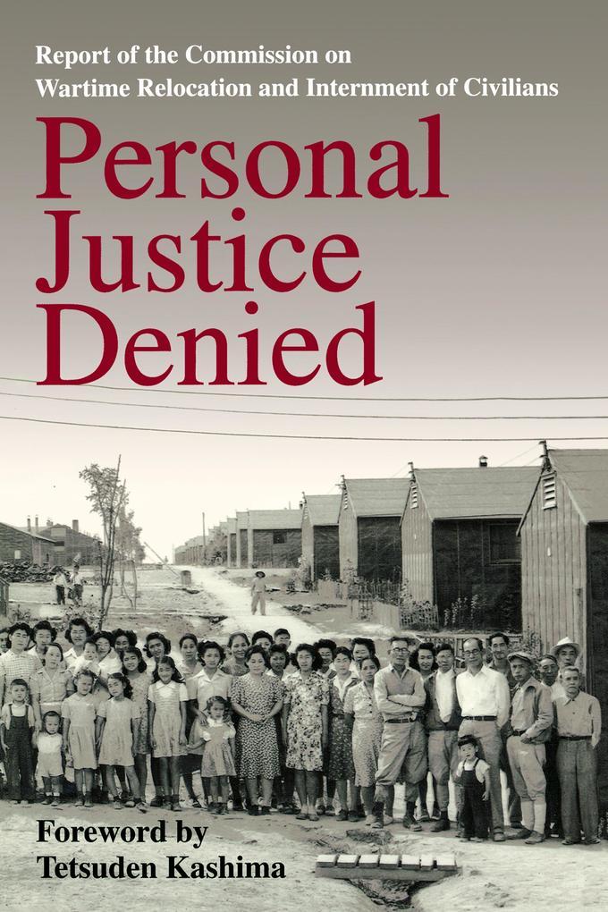 Personal Justice Denied als eBook Download von ...