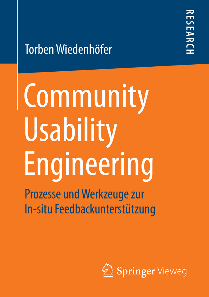 Community Usability Engineering als eBook Downl...