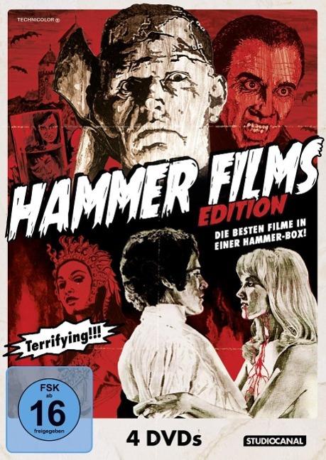 Hammer Films Edition