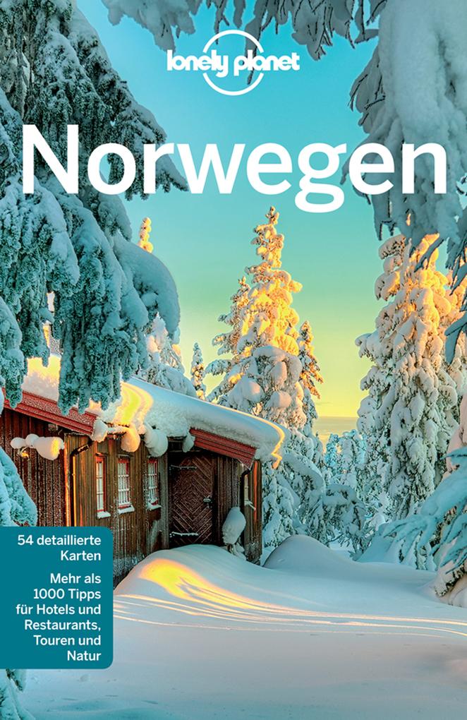 Lonely Planet Reiseführer Norwegen als eBook Do...
