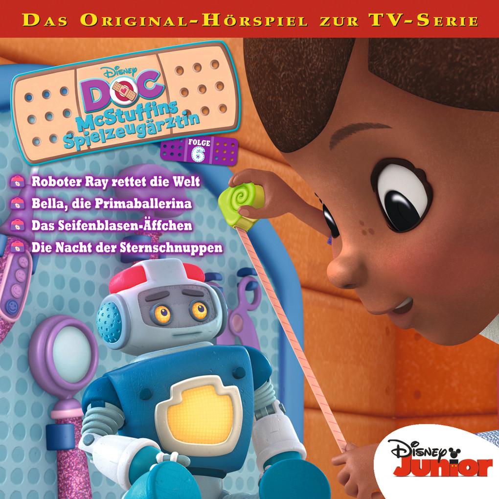 Disney - Doc McStuffins - Folge 6 als Hörbuch D...