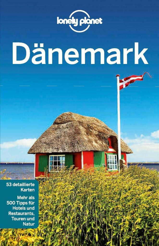 Lonely Planet Reiseführer Dänemark als eBook Do...