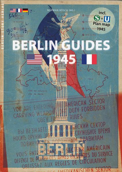 Berlin Guides 1945 als Buch von