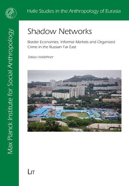 Shadow Networks als Buch von Tobias Holzlehner