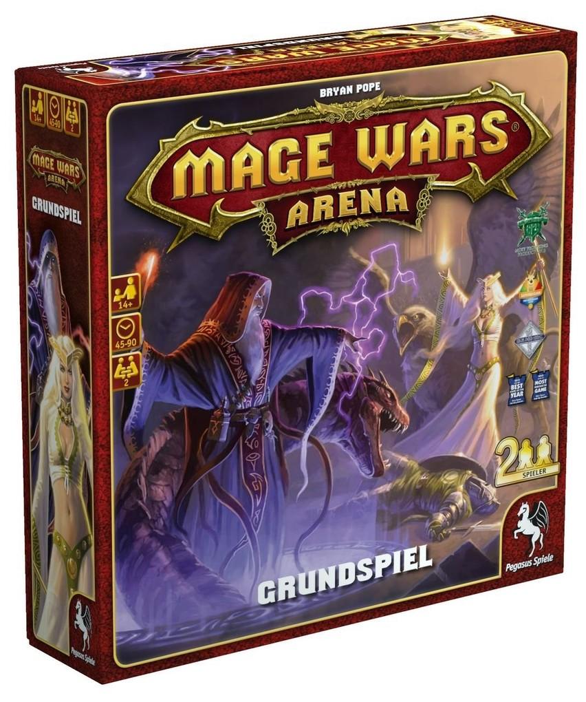 Mage Wars Arena Grundspiel