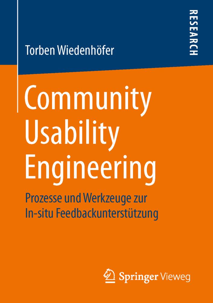 Community Usability Engineering als Buch von To...