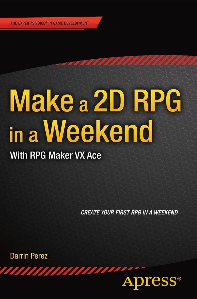 Make a 2D RPG in a Weekend als eBook Download v...