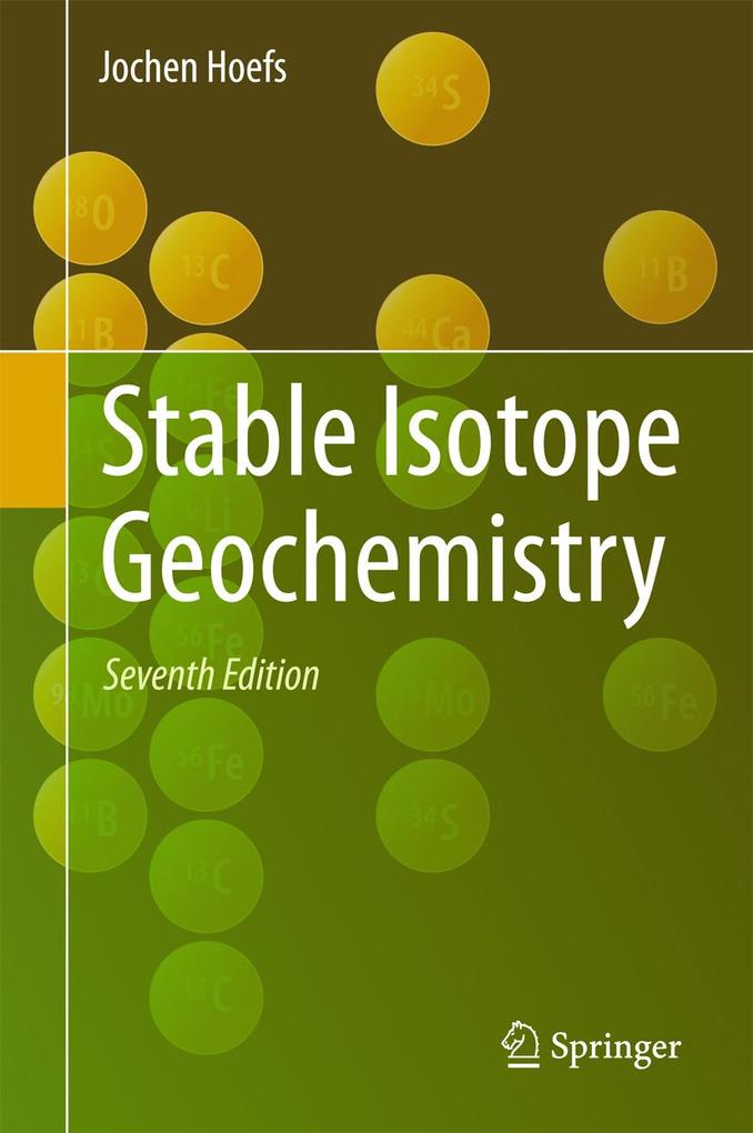 Stable Isotope Geochemistry als eBook Download ...