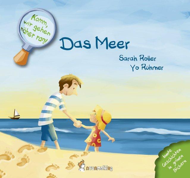 Das Meer als Buch von Sarah Roller