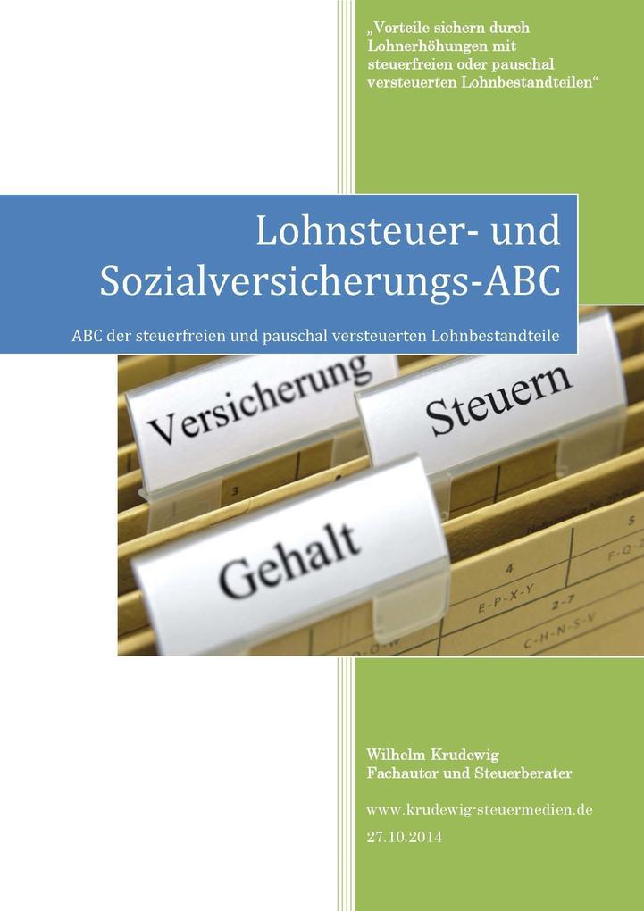 Lohnsteuer- und Sozialversicherungs-ABC