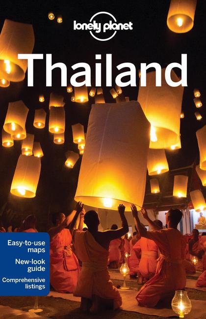 Thailand als Buch von Planet Lonely
