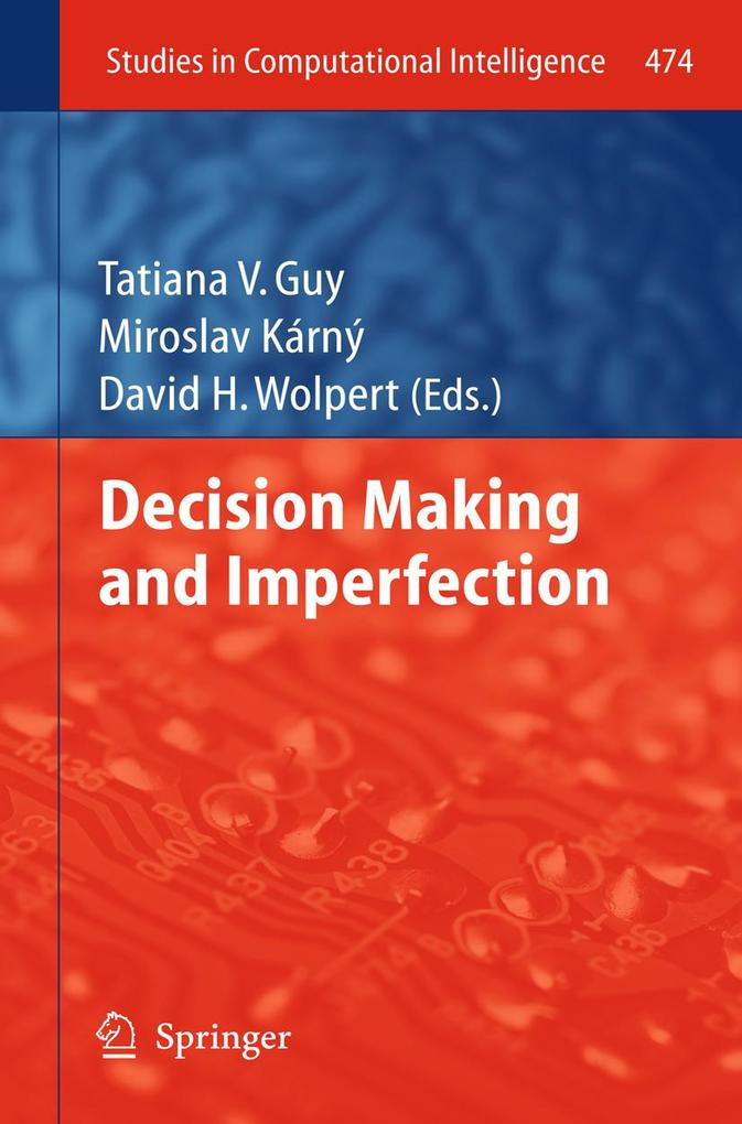 Decision Making and Imperfection als eBook Down...