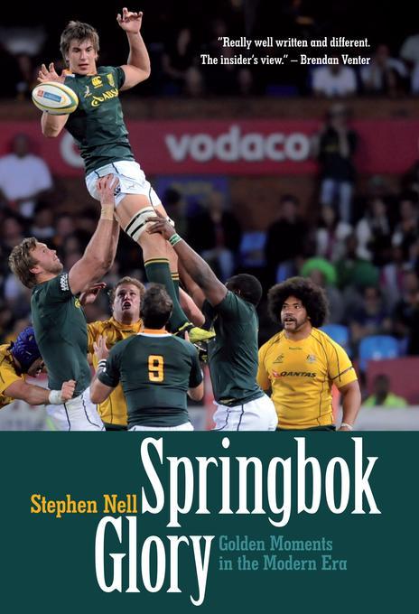 Springbok Glory als eBook Download von Stephen ...