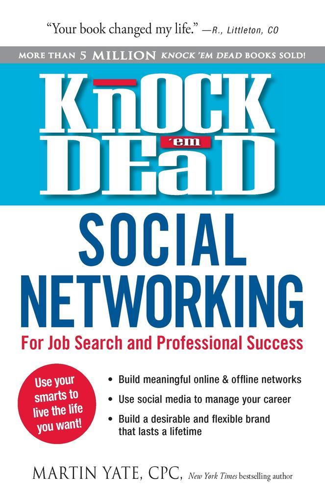 Knock Em Dead´Social Networking als eBook Downl...