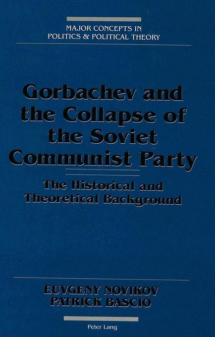 "roskin theories on the collapse of the soviet union Question description pol 300″the collapse of the soviet union"" please respond to the following:roskin discusses three theories about causes of the collapse of the soviet union choose one of these theories and explain how it relates to the collapse of the ussr, and assess and justify whether it relates to its internal or external foreign policy."