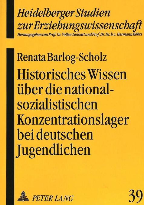 Historisches Wissen über die nationalsozialisti...